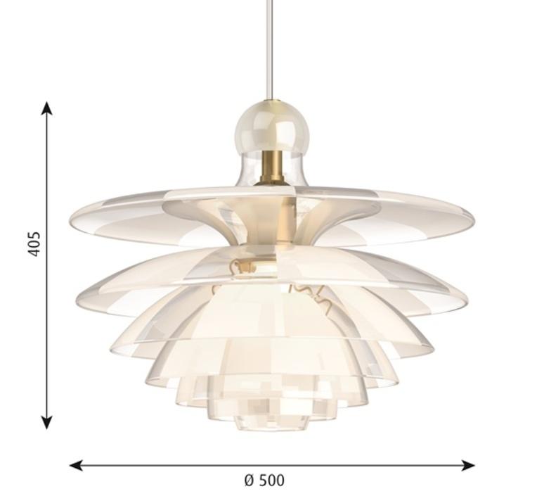 Septima poul henningsen suspension pendant light  louis poulsen 5741104613  design signed nedgis 106590 product