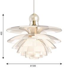Septima poul henningsen suspension pendant light  louis poulsen 5741104613  design signed nedgis 106590 thumb