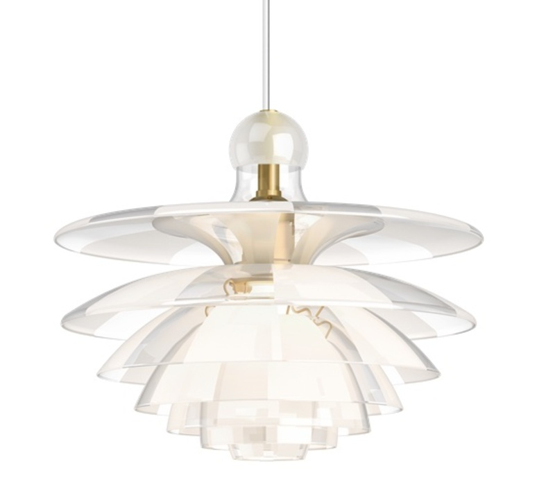 Septima poul henningsen suspension pendant light  louis poulsen 5741104613  design signed nedgis 106595 product