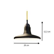 Shadows lucie koldova suspension pendant light  brokis pc895 cgc36 cgsu67 ccs592 ccm1019 cecl606 ceb373  design signed 34336 thumb