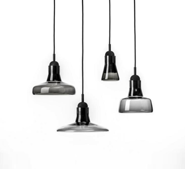 Shadows lucie koldova suspension pendant light  brokis pc896 cgc516 cgsu66 ccs592 cecl519 ceb373  design signed 34275 product