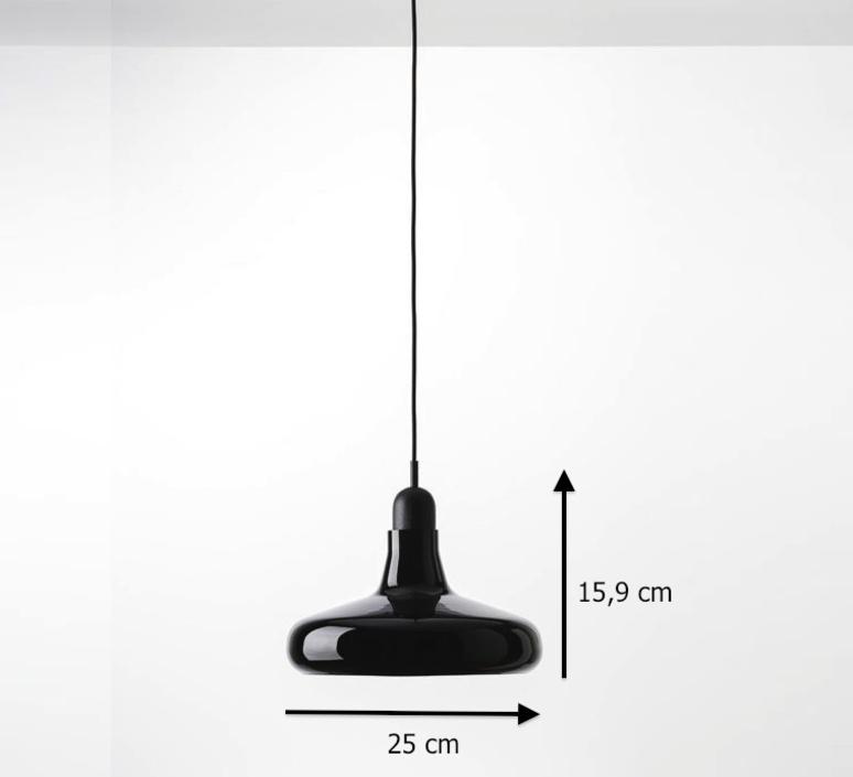 Shadows lucie koldova suspension pendant light  brokis pc894 cgsu66 ccs592 ccm1019 cecl519 ceb373 cgc36  design signed 34331 product