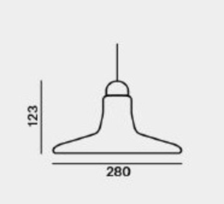 Shadows lucie koldova suspension pendant light  brokis pc895 cgc36 cgsu67 ccs592 ccm1019 cecl606 ceb373  design signed 75446 product