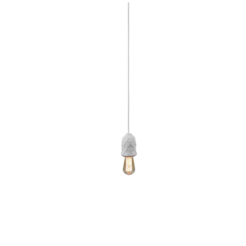 Suspension sherwood e robin blanc o8cm h115 5cm karman se151 ab int normal