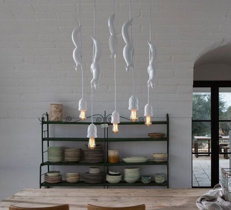 Sherwood e robin matteo ugolini suspension pendant light  karman se151 bb int  design signed 49470 product