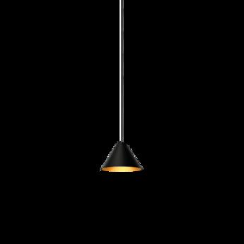 Suspension shiek 1 0 gold noir o13cm wever et ducre normal