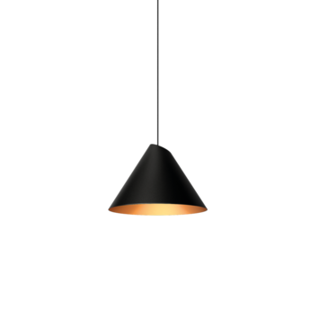 Suspension shiek 2 0 copper noir o25 2cm wever et ducre normal