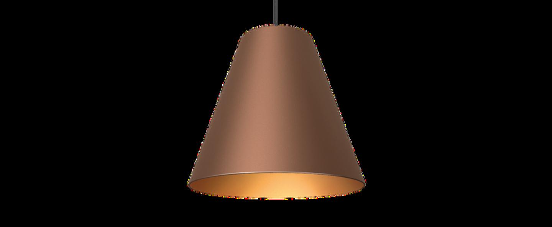 Suspension shiek 4 0 copper cuivre o25cm wever et ducre normal
