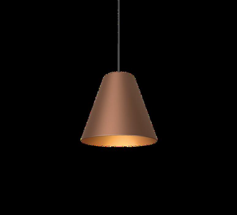 Shiek 4 0 copper studio wever ducre suspension pendant light  wever et ducre shiek4 0copper  design signed 32910 product