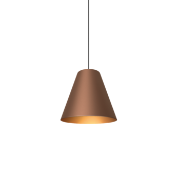 Suspension shiek 4 0 copper cuivre o25cm wever et ducre normal