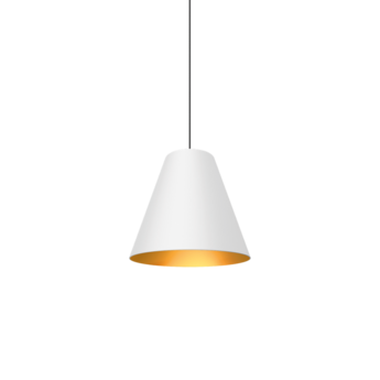 Suspension shiek 4 0 gold blanc o25cm wever et ducre normal