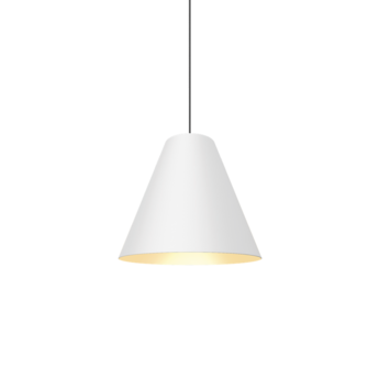 Suspension shiek 5 0 blanc o30cm wever et ducre normal
