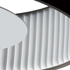 Silenzio d79 120c monica armani suspension pendant light  luceplan 1d7912c000a3  9d7903608200  design signed 56321 thumb