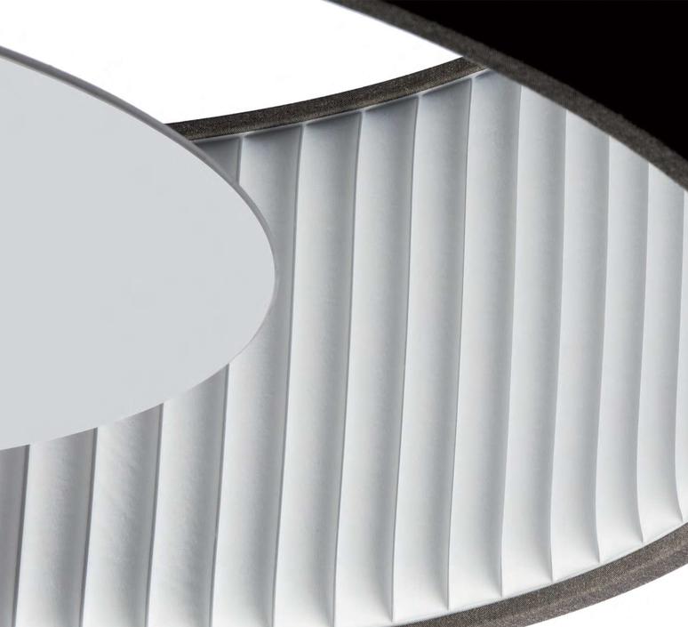 Silenzio d79 150c monica armani suspension pendant light  luceplan 1d7915c000a3  9d7903608200  design signed 56353 product