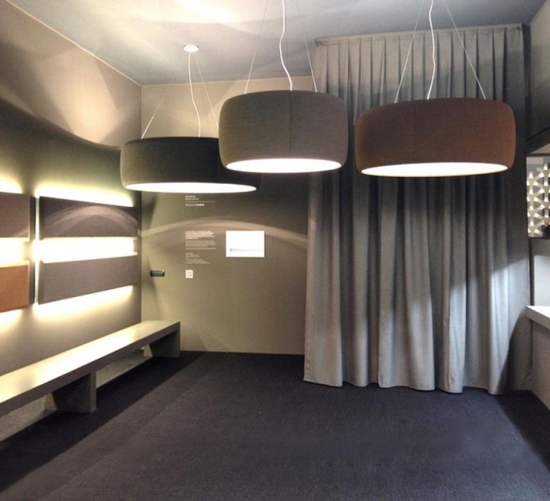 Silenzio d79 150c monica armani suspension pendant light  luceplan 1d7915c000b1 9d7903608200  design signed 56365 product