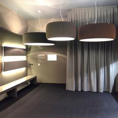 Silenzio d79 150c monica armani suspension pendant light  luceplan 1d7915c000b1 9d7903608200  design signed 56365 thumb