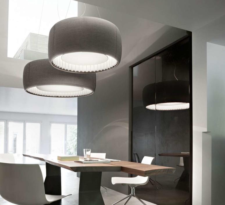 Silenzio d79 90c monica armani suspension pendant light  luceplan 1d7909c000a2 9d7903608200  design signed 56273 product