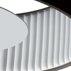 Silenzio d79 90c monica armani suspension pendant light  luceplan 1d7909c000a2 9d7903608200  design signed 56276 thumb