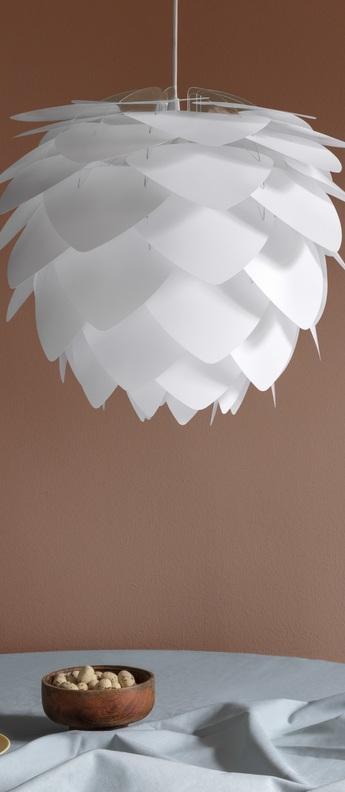 Suspension silvia blanc h45cm o45cm vita copenhagen normal