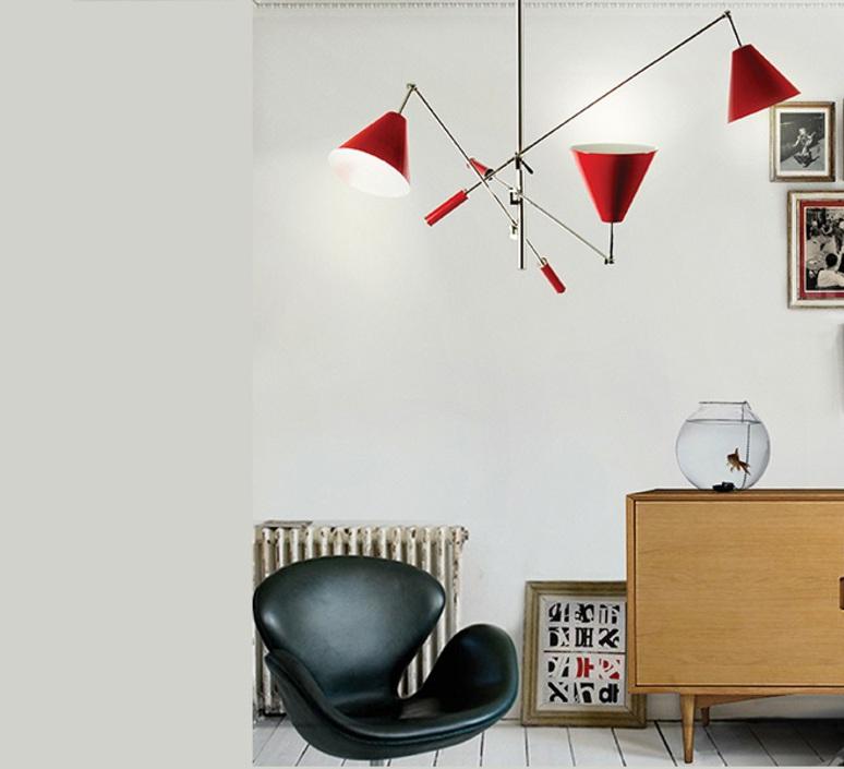 Sinatra studio delightfull delightfull suspension sinatra red luminaire lighting design signed 25659 product