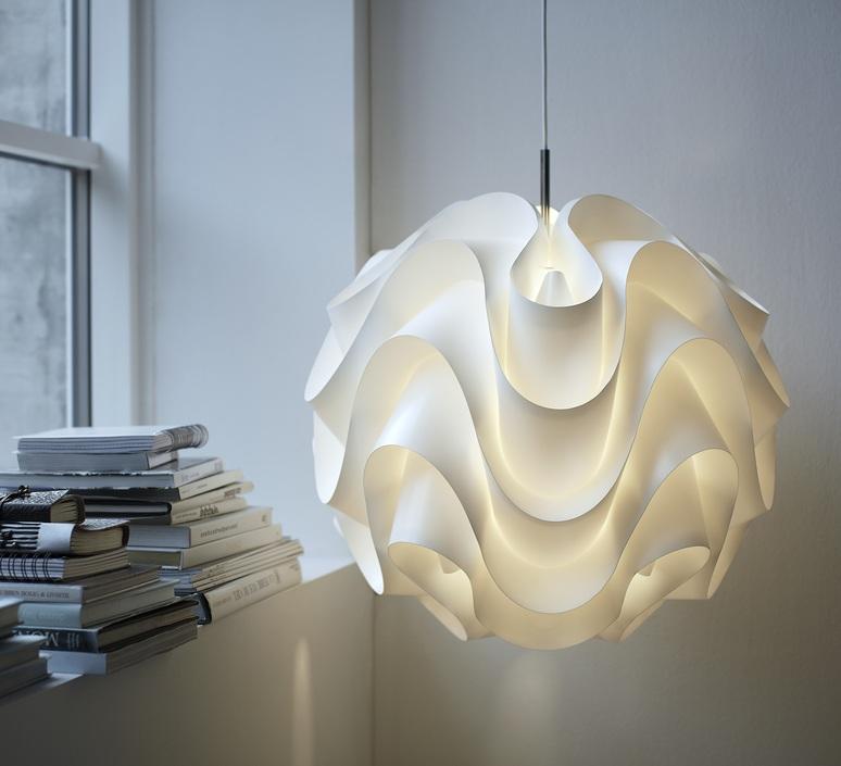 Sinus large poul christiansen suspension pendant light  le klint 172l  design signed nedgis 74502 product