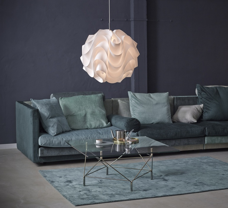 Sinus xl poul christiansen suspension pendant light  le klint 172xl  design signed nedgis 74504 product