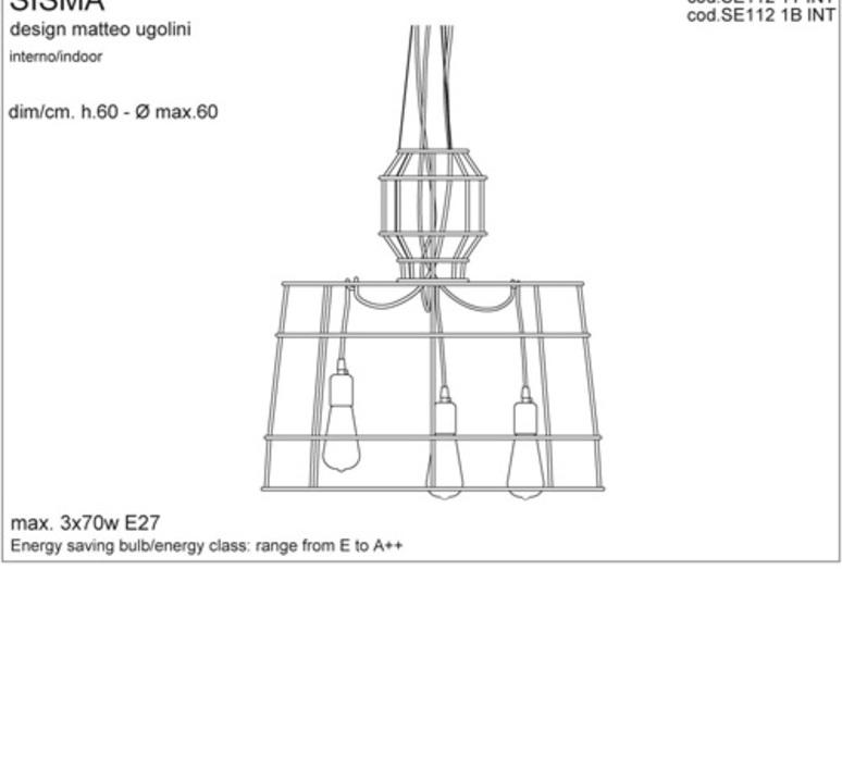 Sisma matteo ugolini karman se112 1b int luminaire lighting design signed 19674 product
