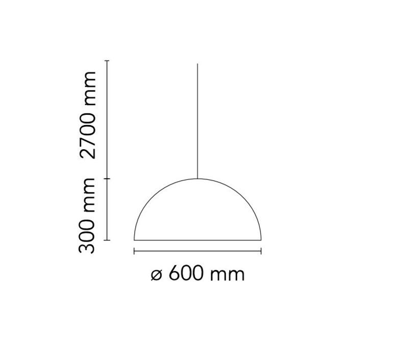 Skygarden 1 marcel wanders suspension pendant light  flos f0001009  design signed nedgis 107765 product