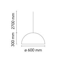 Skygarden 1 marcel wanders suspension pendant light  flos f0001030  design signed nedgis 107757 thumb