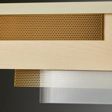 Skyline  estudi h ac suspension pendant light  lzf skyl s iv gd led dim0 10v 22  design signed nedgis 70951 thumb