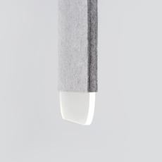 Slab 30 dali  lukas peet suspension pendant light  andlight sla 30 p gry 27 dal 230  design signed nedgis 90329 thumb