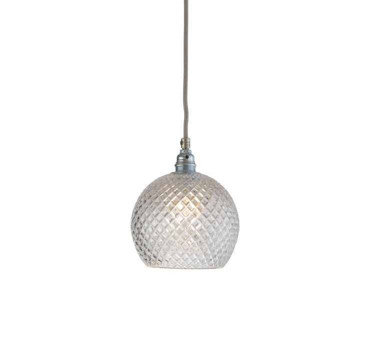 Small check crystal rowan 15 5 susanne nielsen suspension pendant light  ebb and flow la101521  design signed nedgis 72631 product