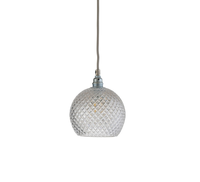 Small check crystal rowan 15 5 susanne nielsen suspension pendant light  ebb and flow la101521  design signed nedgis 72632 product