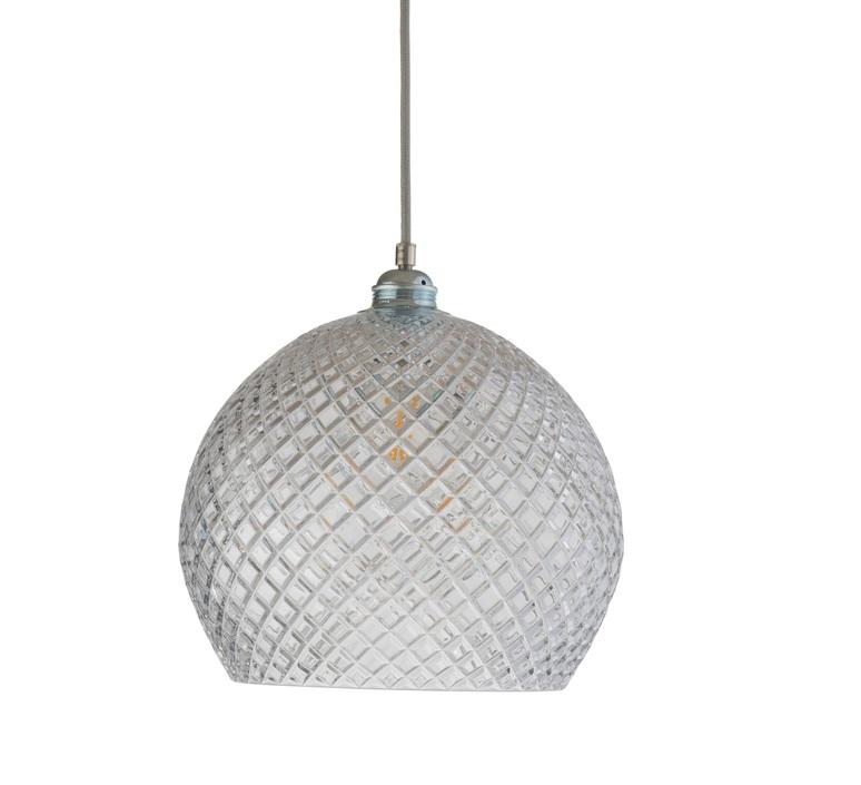 Small check crystal rowan 28 susanne nielsen suspension pendant light  ebb and flow la101525  design signed nedgis 72783 product