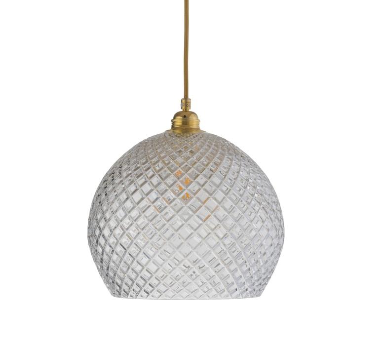 Small check crystal rowan 28 susanne nielsen suspension pendant light  ebb and flow la101524  design signed nedgis 72774 product