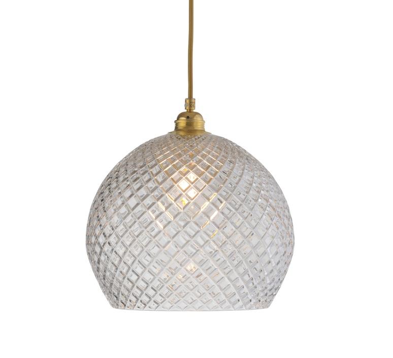 Small check crystal rowan 28 susanne nielsen suspension pendant light  ebb and flow la101524  design signed nedgis 72775 product