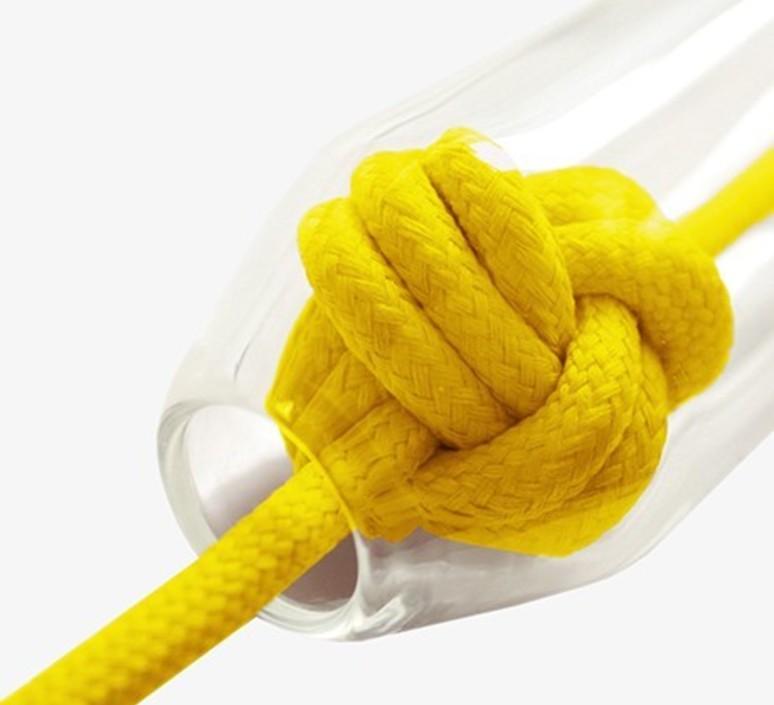 Small knot studio vitamin vitamin small knot yellow luminaire lighting design signed 16746 product