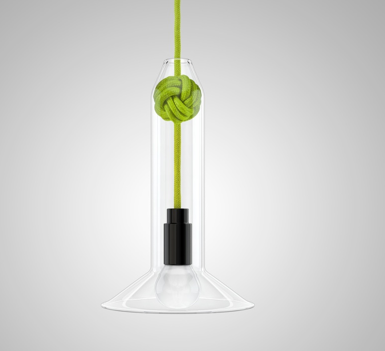Small knot studio vitamin vitamin small knot green luminaire lighting design signed 16752 product