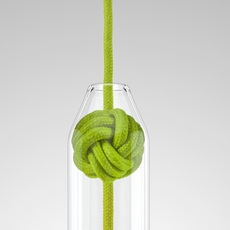 Small knot studio vitamin vitamin small knot green luminaire lighting design signed 16753 thumb