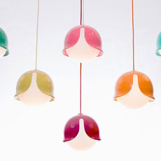 Snowdrop stone designs suspension pendant light  innermost ps06911014  design signed 49570 thumb