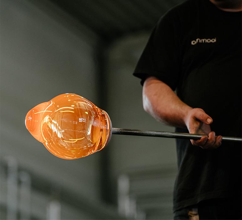 Soap large ota svoboda suspension pendant light  bomma soap large gold  design signed nedgis 115252 product