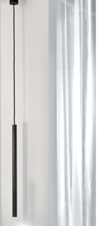 Suspension sofisticato 09 bleu acier o3 5cm h70cm serax normal