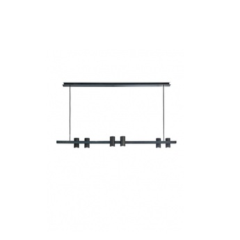 Suspension sofisticato 27 noir l140cm h12cm serax normal