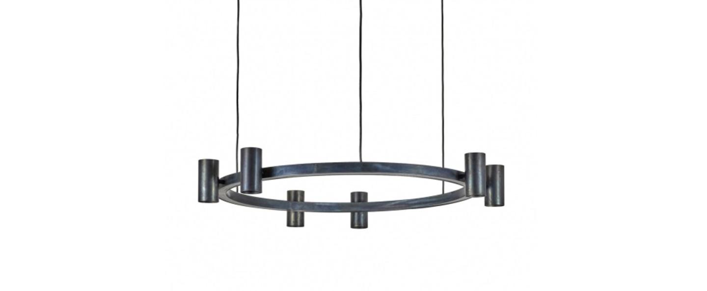 Suspension sofisticato 28 noir o80cm h12cm serax normal