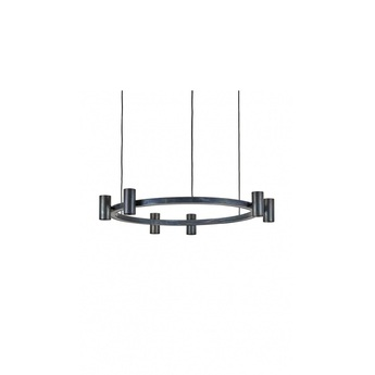 Suspension sofisticato 28 noir o80cm h12cm serax normal
