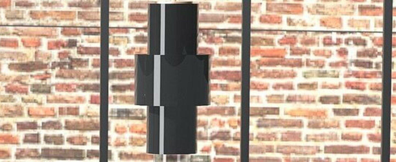 Suspension soho large noir o18cm h39cm casalto normal
