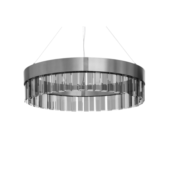 Suspension solaris 1100 acier o110cm h25cm cto lighting normal