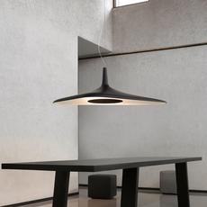 Soleil noir d89s odile decq suspension pendant light  luceplan 1d890s000035  design signed 56115 thumb