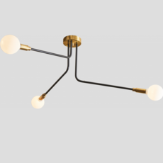 Solene daniel gallo suspension pendant light  daniel gallo solene  design signed 59545 thumb