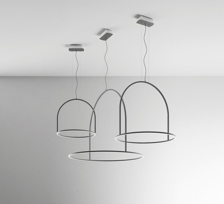 Sp uli 120 timo ripatti suspension pendant light  axo light spuli120ledan  design signed 41741 product